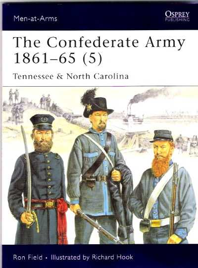 >MAA441 THE CONFEDERATE ARMY 1861-65 (5)<