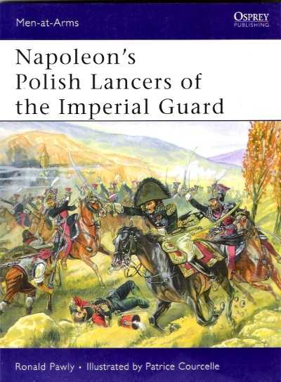 >MAA440 NAPOLEON'S POLISH LANCERS OF THE IMPERIAL GUARD<