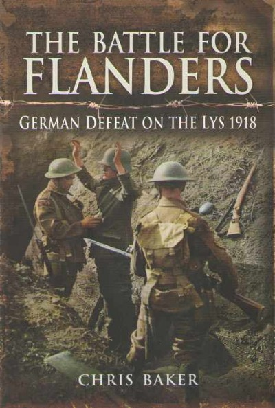 >THE BATTLE FOR FLANDERS<