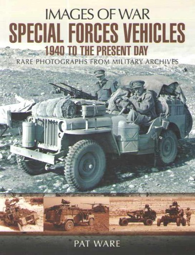 >SPECIAL FORCES VEHICLES<