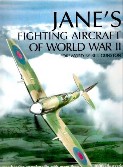 >JANE'S FIGHTING AIRCRAFT OF WORLD WAR II<