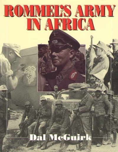 >ROMMEL'S ARMY IN AFRICA<