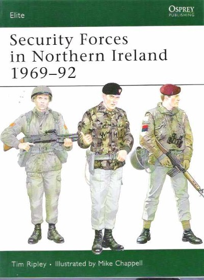 >ELI44 SECURITY FORCES IN NORTHERN IRELAND <