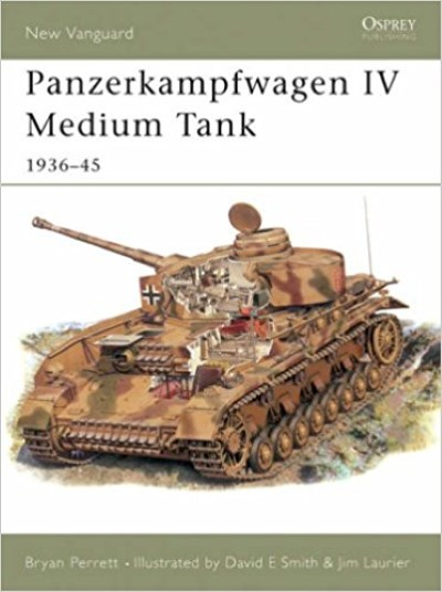 >NV28 PANZERKAMPFWAGEN IV MEDIUM TANK 1936-45<
