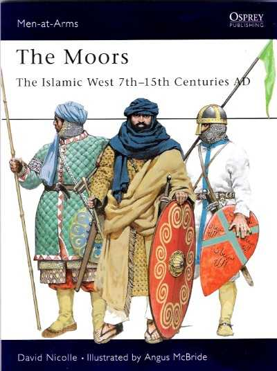 >MAA348 THE MOORS THE ISLAMIC WEST 7th-15th CENTURI<