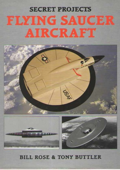 >FLYING SAUCER AIRCRAFT<