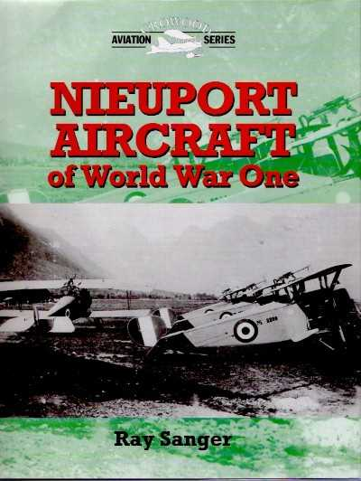 >NIEUPORT AIRCRAFT OF WORLD WAR ONE<