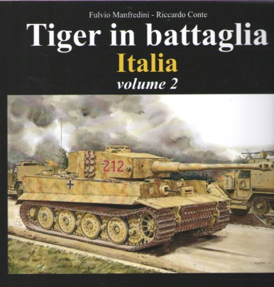 >TIGER IN BATTAGLIA ITALIA VOLUME 2<