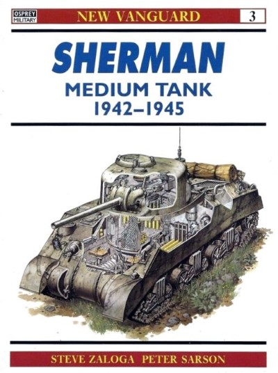 >NV3 SHERMAN MEDIUM TANK<