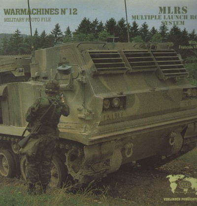 >WARMACHINES N.12 MLRS, MULTIPLE LAUNCH ROCKET SYSTEM<