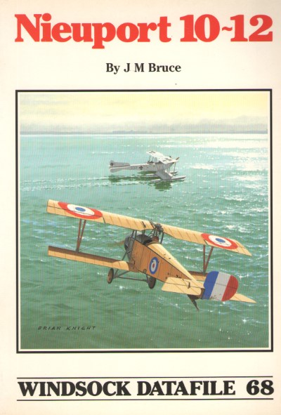 >NIEUPORT 10-12 (WINDSOCK DATAFILE 68)<