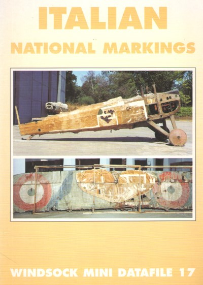 >ITALIAN NATIONAL MARKINGS (WINDSOCK MINI DATAFILE 17)<