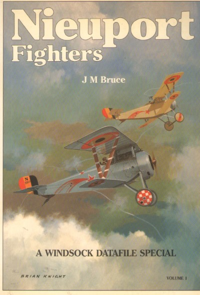 >NIEUPORT FIGHTERS (WINDSOCK DATAFILE SPECIAL 1)<