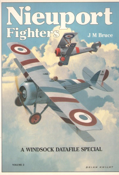>NIEUPORT FIGHTERS (WINDSOCK DATAFILE SPECIAL 2)<
