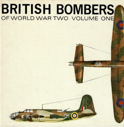 >BRITISH BOMBERS OF WORLD WAR TWO VOLUME ONE<