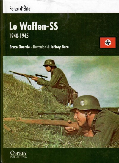 >LE WAFFEN-SS 1940-1945<