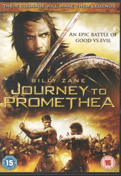 >JOURNEY TO PROMETHEA (DVD)<