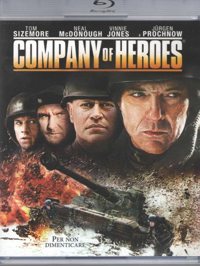 >COMPANY OF HEROES (BLU-RAY)<