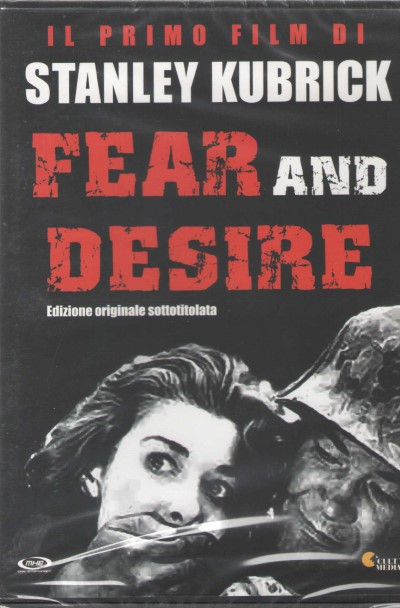 >FEAR AND DESIERE<