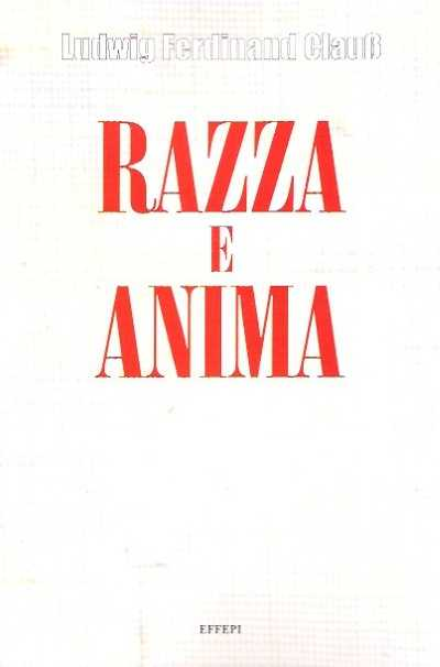 >RAZZA E ANIMA<