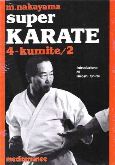 >SUPER KARATE VOL 4  <