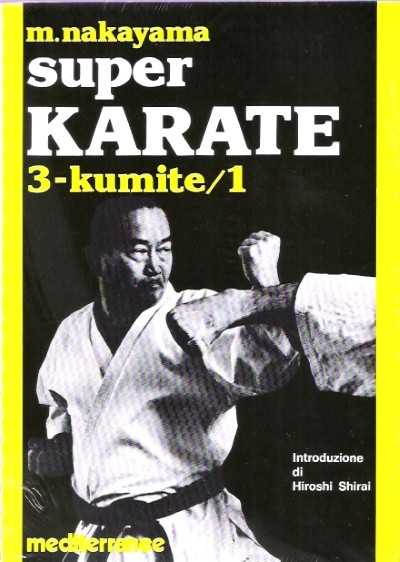 >SUPER KARATE VOL 3. KUMITE/1<