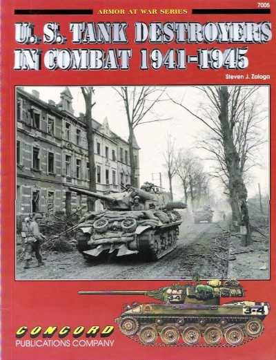 >U.S. TANK DESTROYERS IN COMBAT 1941-45<