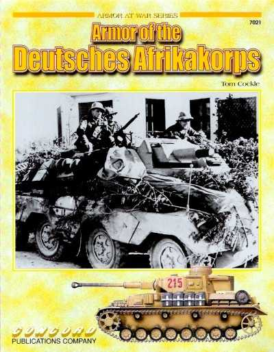 >ARMOR OF THE DEUTSCHE AFRIKAKORPS<