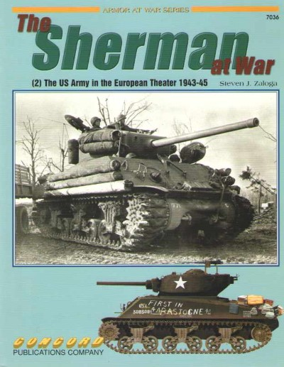 >THE SHERMAN AT WAR<
