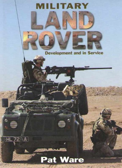 >MILITARY LAND ROVER<