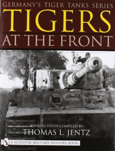 >TIGERS AT THE FRONT<
