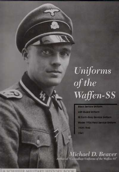 >UNIFORMS OF THE WAFFEN SS VOL 1<