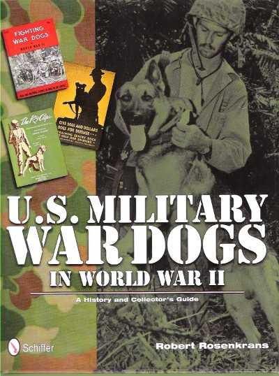 >US MILITARY WAR DOGS IN WW II<