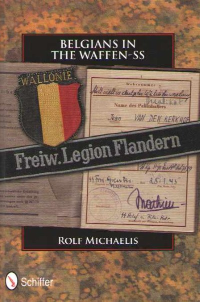 >BELGIANS IN THE WAFFEN-SS<