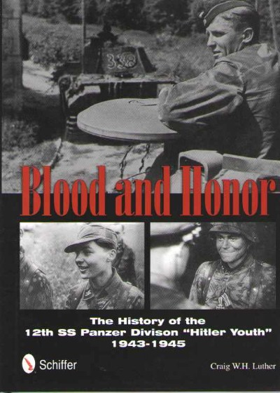 >BLOOD AND HONOUR<