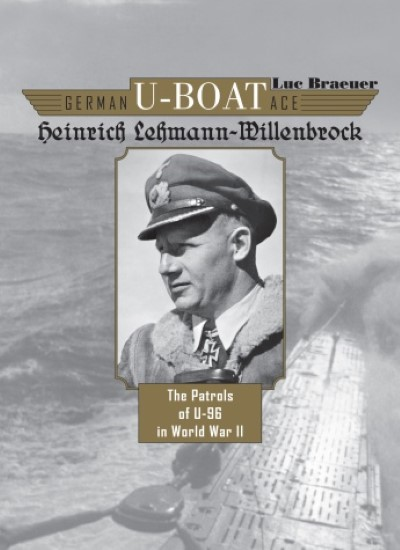 >GERMAN U-BOAT ACE HEINRICH LEHMANN-WILLENBROCK<