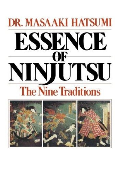 >ESSENCE OF NINJUTSU<