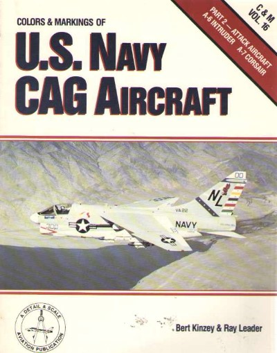 >COLORS e MARKING OF U.S. NAVY CAG AIRCRAFT<