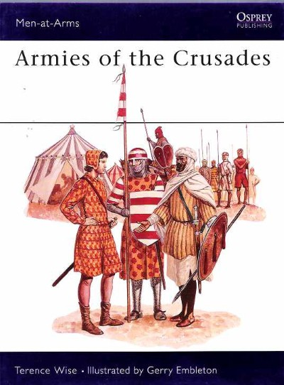 >MAA75 ARMIES OF THE CRUSADES<