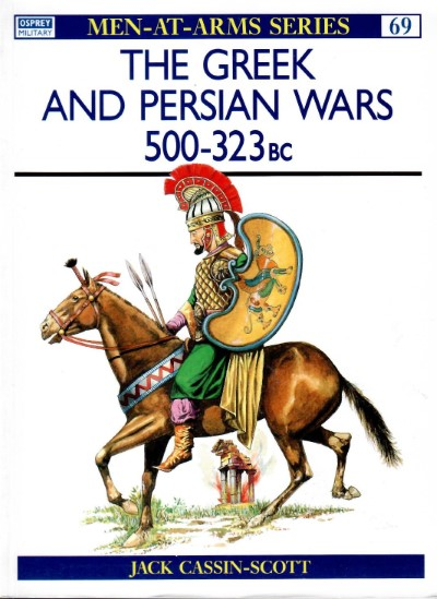 >MAA69 THE GREEK AND PERSIAN WARS 500-323 BC<