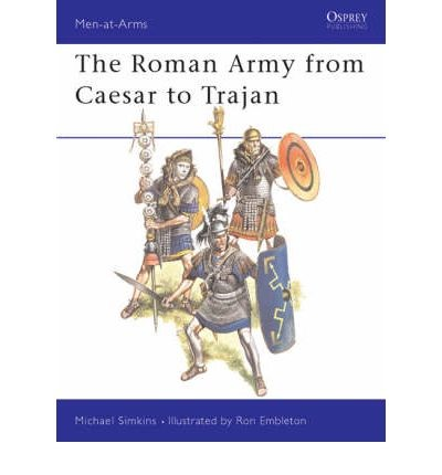 >MAA46 THE ROMAN ARMY FROM CAESAR TO TRAJAN<