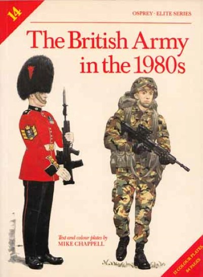 >ELI14 THE BRITISH ARMY IN THE 1980S<