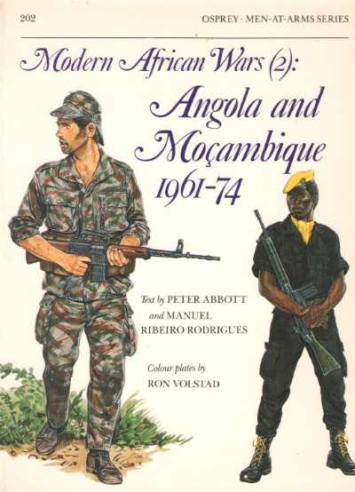 >MAA202 MODERN AFRICAN WARS (2): ANGOLA AND MOCANBIQUE 1961-74<