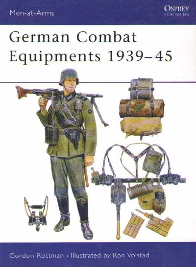 >MAA234 GERMAN COMBAT EQUIPMENTS 1939-45<