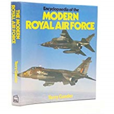 >ENCYCLOPEDIA OF THE MODERN ROYAL AIR FORCE<