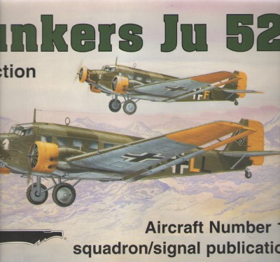 >JUNKERS JU 52IN ACTION<
