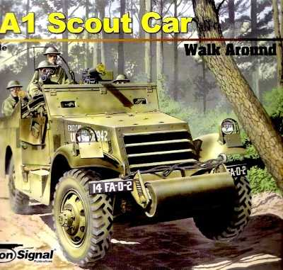 >M3A1 SCOUT CAR WALK AROUND<