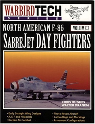>NORTH AMERICAN F-86 SABREJET DAY FIGHTERS<