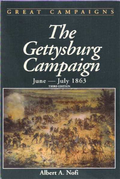 >THE GETTYSBURG CAMPAIGN<