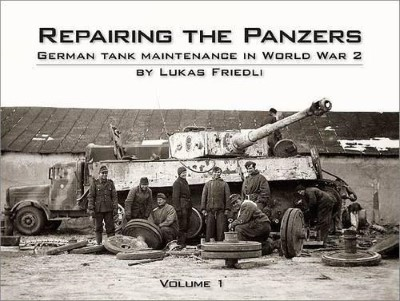 >REPAIRING THE PANZERS: VOLUME 1 <